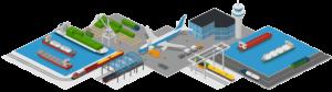logistique multimodal