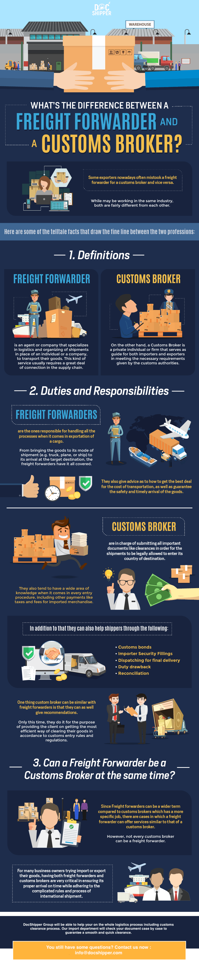 Difference-Between-a-Freight-Forwarder-and-a-Customs-Broker