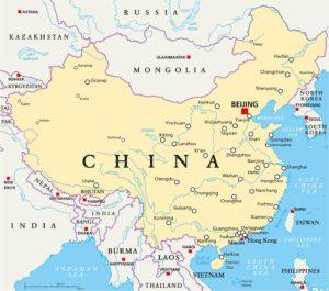 Importation de chine