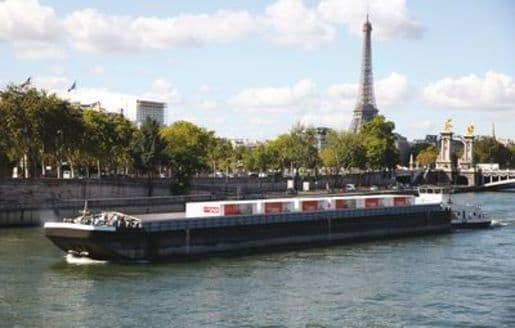 Logistique à Paris