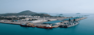 Phuket port