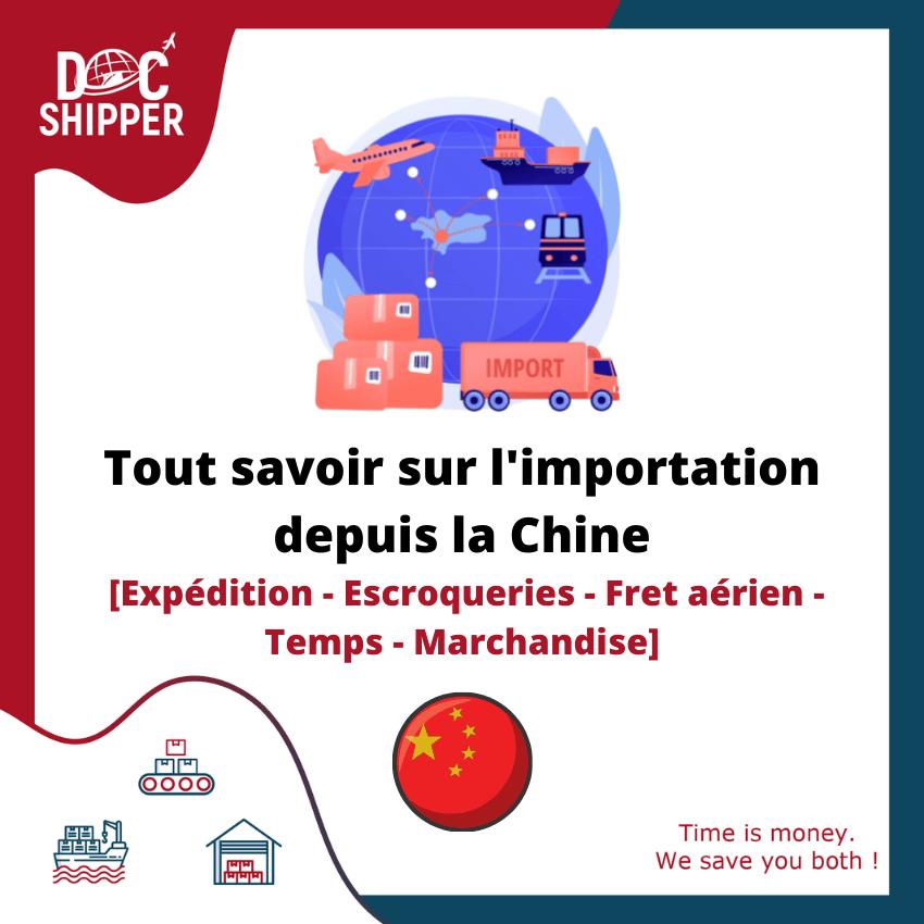 Tout savoir de l'importation en Chine